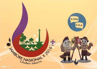 Logo Maskot jamnas 2016
